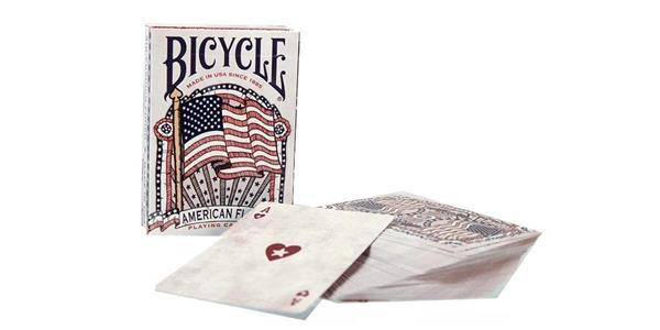 Karty American Flag BICYCLE
