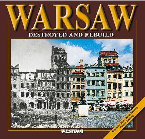 Warszawa zburzona i odbudowana - wer. angielska