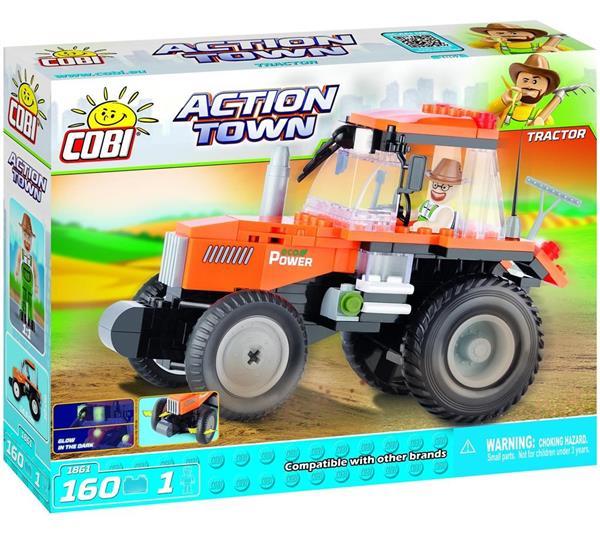 Action Town Traktor