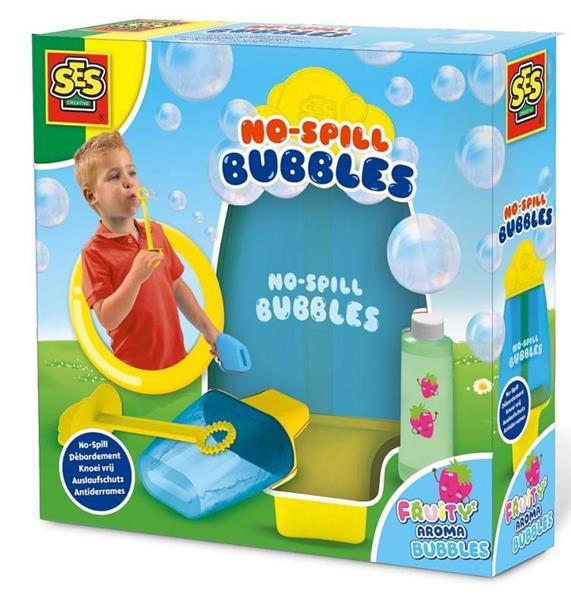 Bańki mydlane bez rozlewania - pachnące owocami