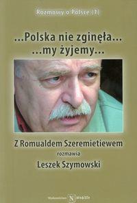 POLSKA NIE ZGINĘŁA MY ŻYJEMY outlet