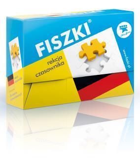 Niemiecki. Fiszki - Rekcja czasownika w.2013