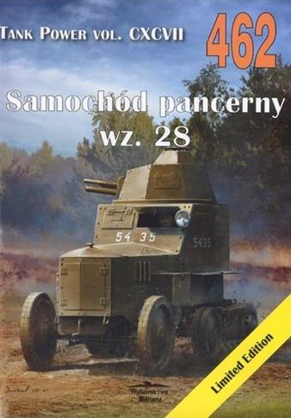 Samochód pancerny wz. 28. Tank Power vol. 462