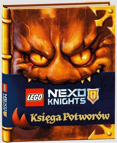 LEGO NEXO KNIGHTS. KSIĘGA POTWORÓW OUTLET