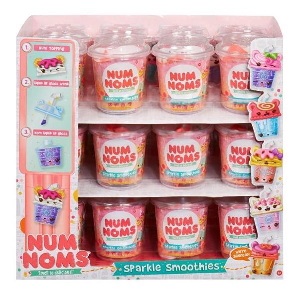Num Noms Sparkle Smoothies Series 1-1 (24szt)