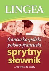 SPRYTNY SŁOWNIK FRANCUSKO-POLSKI POL-FRA outlet