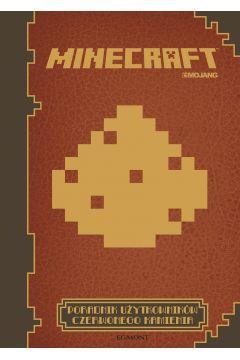Minecraft. Poradnik użytkowników czerwonego.. OUTL