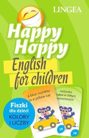 HAPPY HOPPY ENGLISH FOR CHILDREN FISZKI?