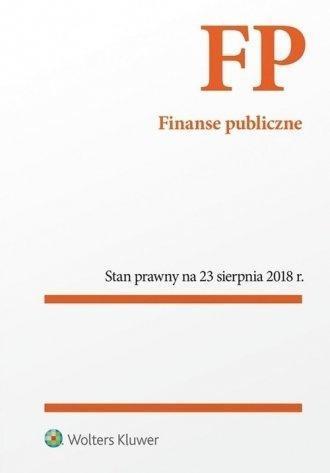 Finanse publiczne w.16
