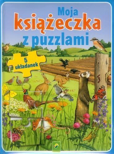 Moja książeczka z puzzlami. 5 układanek