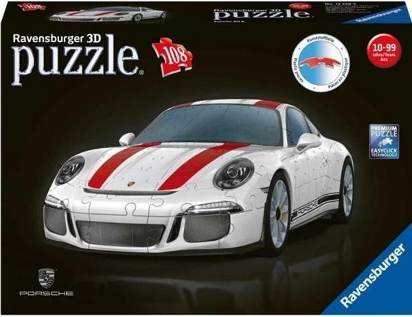 Puzzle 3D Porsche 108 elementów