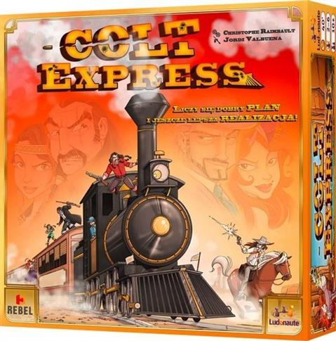 Colt Express REBEL