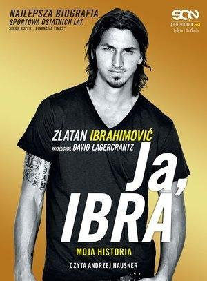Ja, Ibra. Książka audio CD MP3