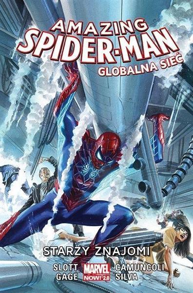 Amazing Spider-Man: Globalna sieć T.4