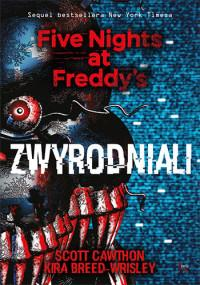 ZWYRODNIALI FIVE NIGHTS AT FREDDYS 2 outlet
