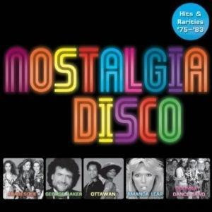 Nostalgia Disco CD