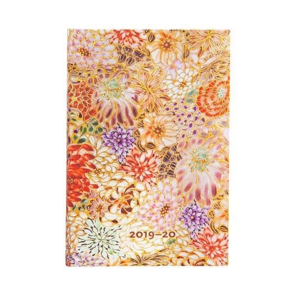 Kalendarz książkowy mini 2019-2020 Kikka