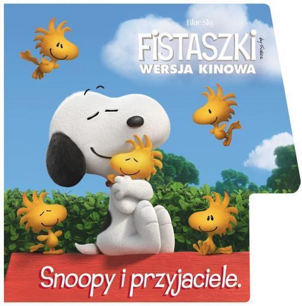 Fistaszki. Snoopy i przyjaciele
