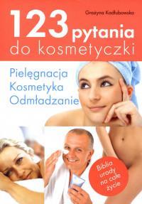 123 pytania do kosmetyczki outlet