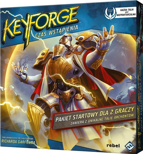 KeyForge: Czas Wstąpienia - Pakiet startowy REBEL