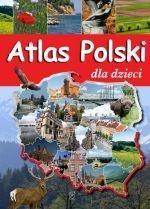 Atlas Polski dla dzieci.