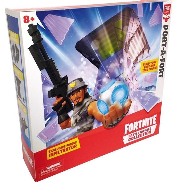 Fortnite - Fort z eksluzywną figurką