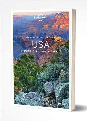 USA LONELY PLANET BR OUTLET