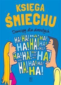 Księga śmiechu. Dowcipy dla dorosłych outlet
