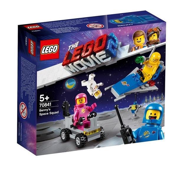 LEGO MOVIE 2 70841 Kosmiczna drużyna Benka outlet