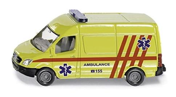 Siku 08 - Van ambulans wer. polska S0809