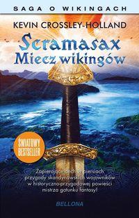 Scramasax Miecz wikingów