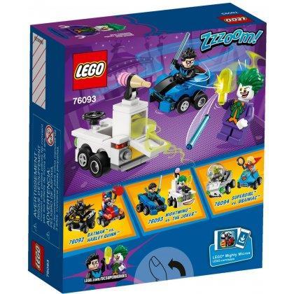 LEGO DC COMICS SUPER HEROES 76093