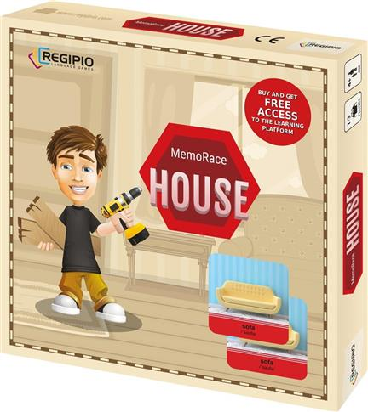 MemoRace House REGIPIO