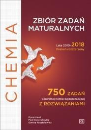 Chemia LO zbiór zadań maturalnych ZR