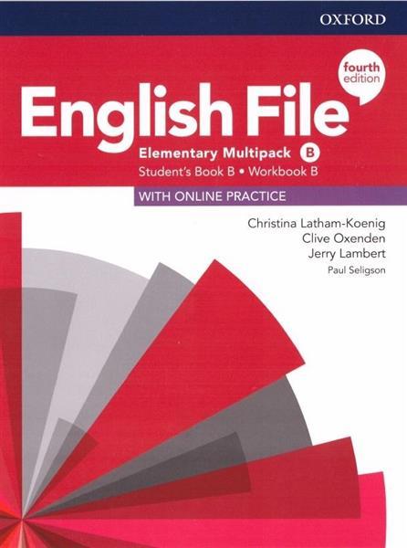 English File 4E Elementary Multipack B + online
