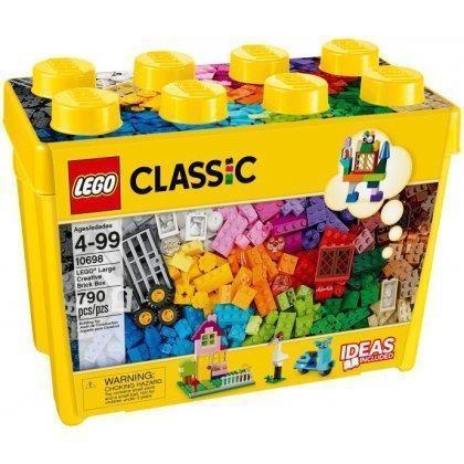 Lego CLASSIC 10698 Kreatywne klocki big box