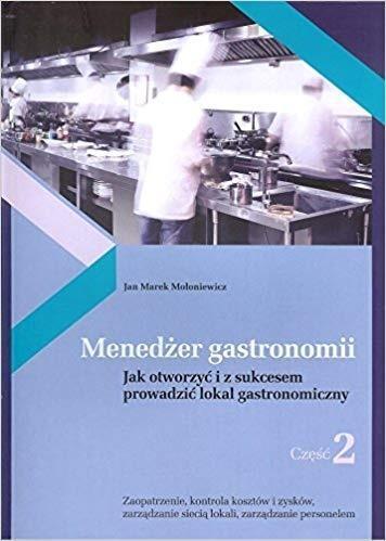Menedżer gastronomii cz. 2