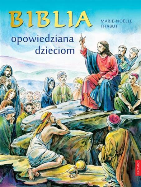 Biblia opowiedziana dzieciom