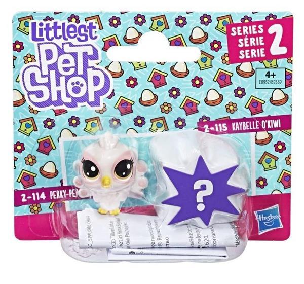 Littlest Pet Shop Para Zwierzaków Perky & Kaybelle