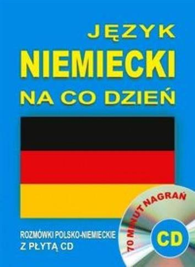 Język niemiecki na co dzień - rozmówki + CD