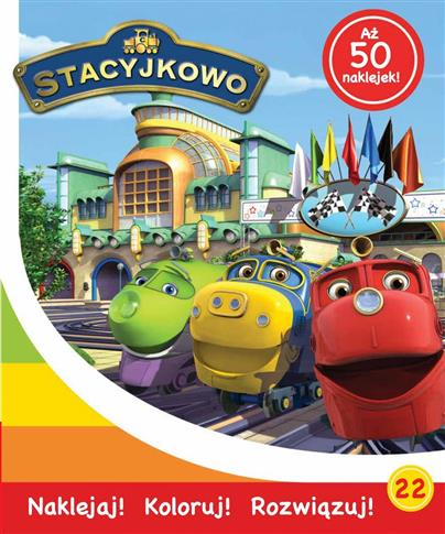 Stacyjkowo activity nr 22 outlet