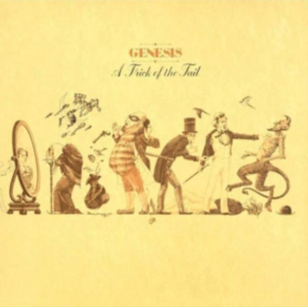 Płyta winylowa GENESIS A Trick Of The Tail-55094