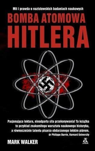Bomba atomowa Hitlera OUTLET-19081
