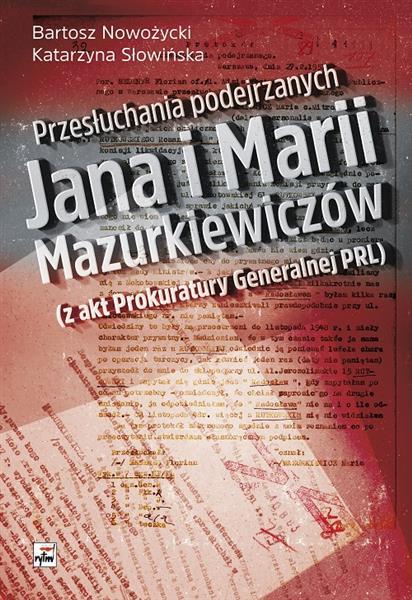 Przesłuchanie podejrzanych Jana i Marii M... -26593