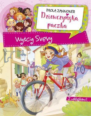 Dziewczyńska paczka Wyścig Svevy-41775