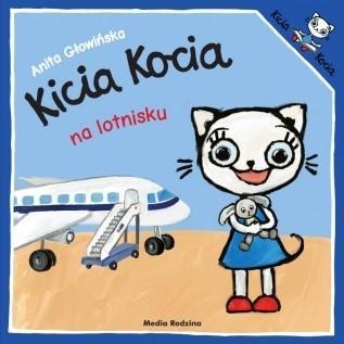 Kicia Kocia na lotnisku-344571