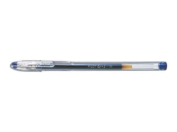 Długopis żelowy G1 niebieski (12szt) PILOT