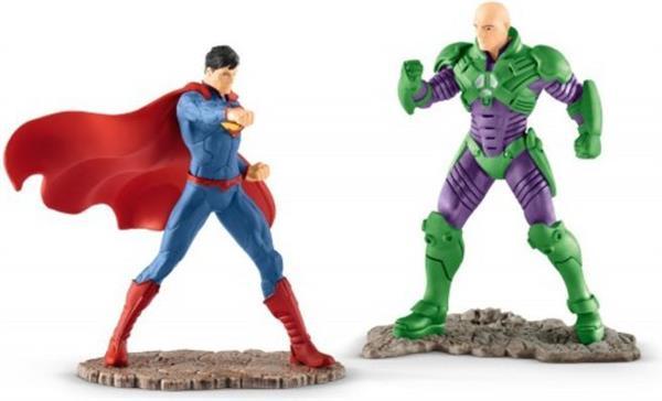 SCHLEICH Superman vs Lex Luthor