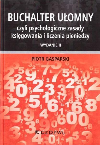 Buchalter ułomny, czyli psychologiczne zasady...