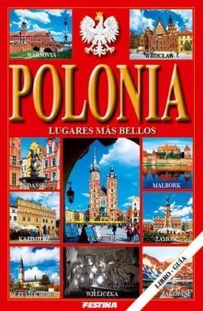 Polska. Najpiękniejsze miejsca - wersja hiszpańska